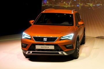 2017 SEAT Alteca – Sharp Spanish Marque's First SUV is a No-Brainer