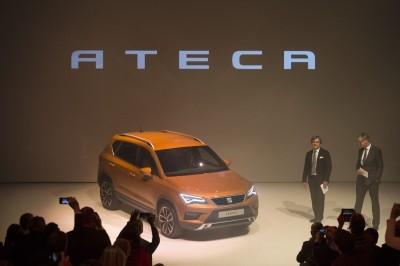 2017 SEAT Alteca SUV 20