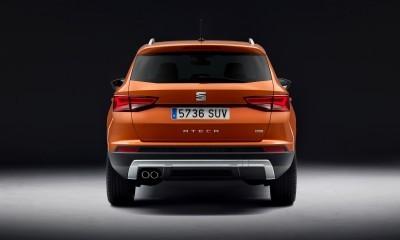 2017 SEAT Alteca SUV 7