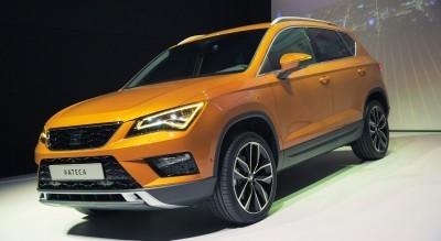 2017 SEAT Alteca SUV Live Reveal 10