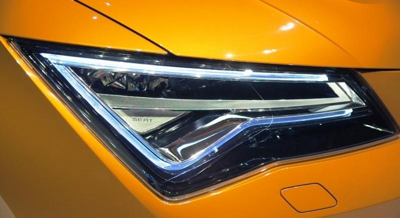 2017 SEAT Alteca SUV Live Reveal 14