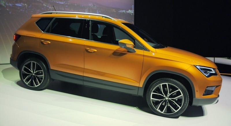 2017 SEAT Alteca SUV Live Reveal 15