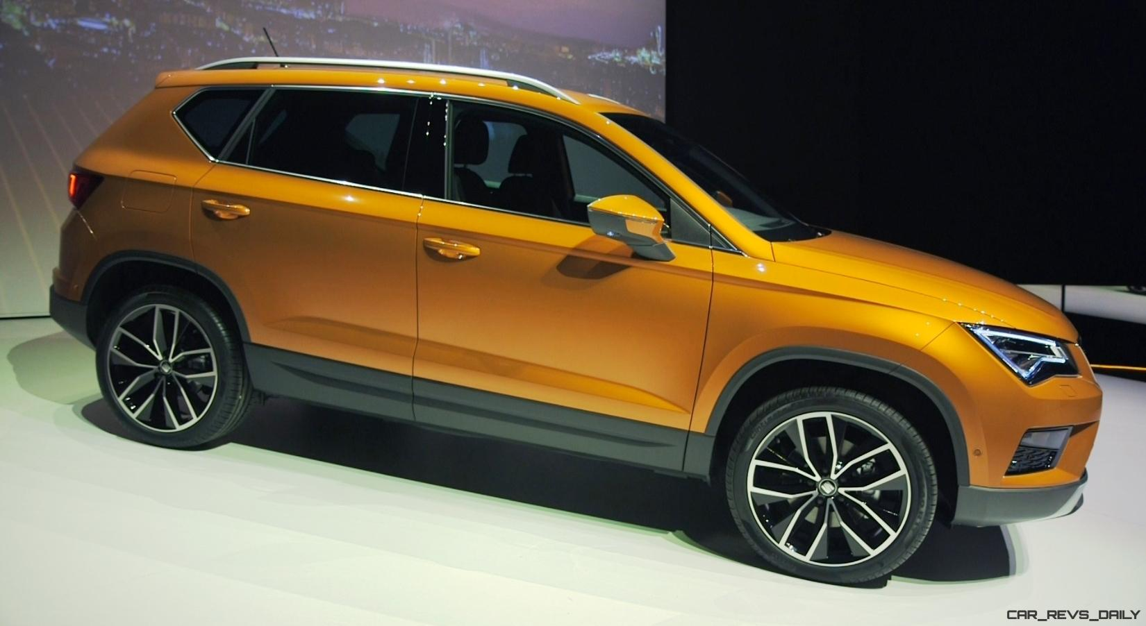 Suv: Sharp Spanish Marque's First SUV Is A