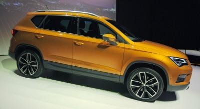 2017 SEAT Alteca SUV Live Reveal 16