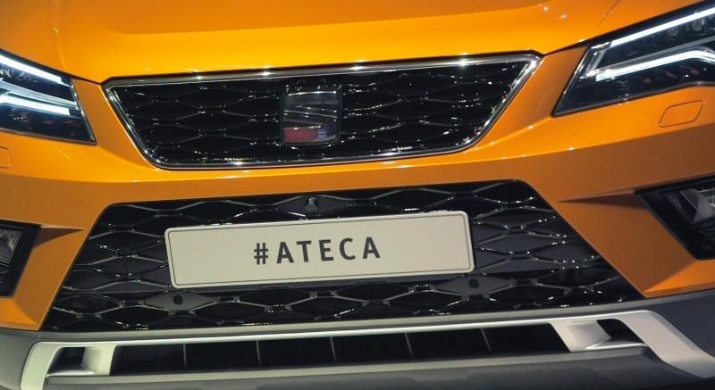 2017 SEAT Alteca SUV Live Reveal 19