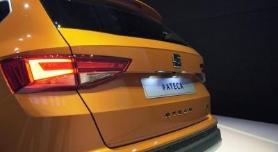 2017 SEAT Alteca SUV Live Reveal 2