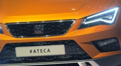 2017 SEAT Alteca SUV Live Reveal 22