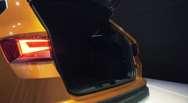 2017 SEAT Alteca SUV Live Reveal 3