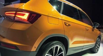 2017 SEAT Alteca SUV Live Reveal 34