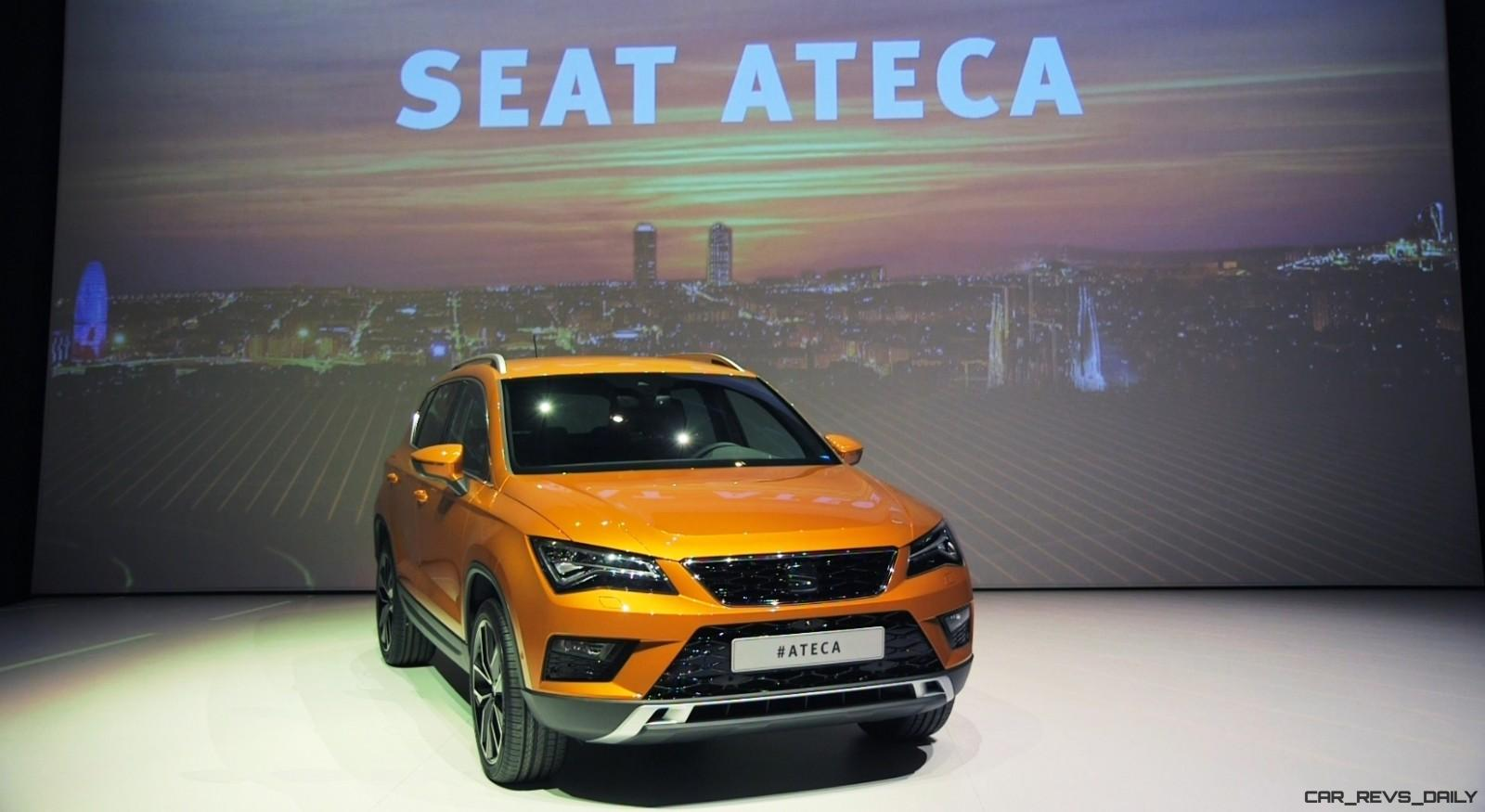2017 seat alteca sharp spanish marque 39 s first suv is a no brainer car revs. Black Bedroom Furniture Sets. Home Design Ideas