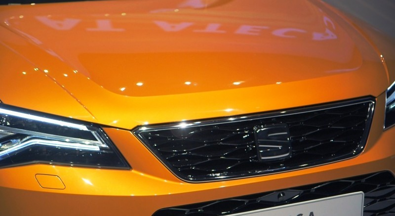2017 SEAT Alteca SUV Live Reveal 5