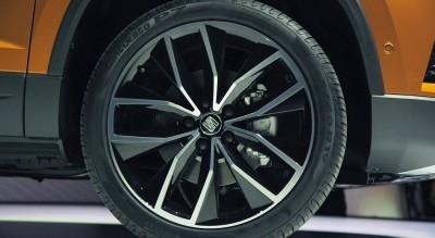 2017 SEAT Alteca SUV Live Reveal 6