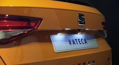 2017 SEAT Alteca SUV Live Reveal 7