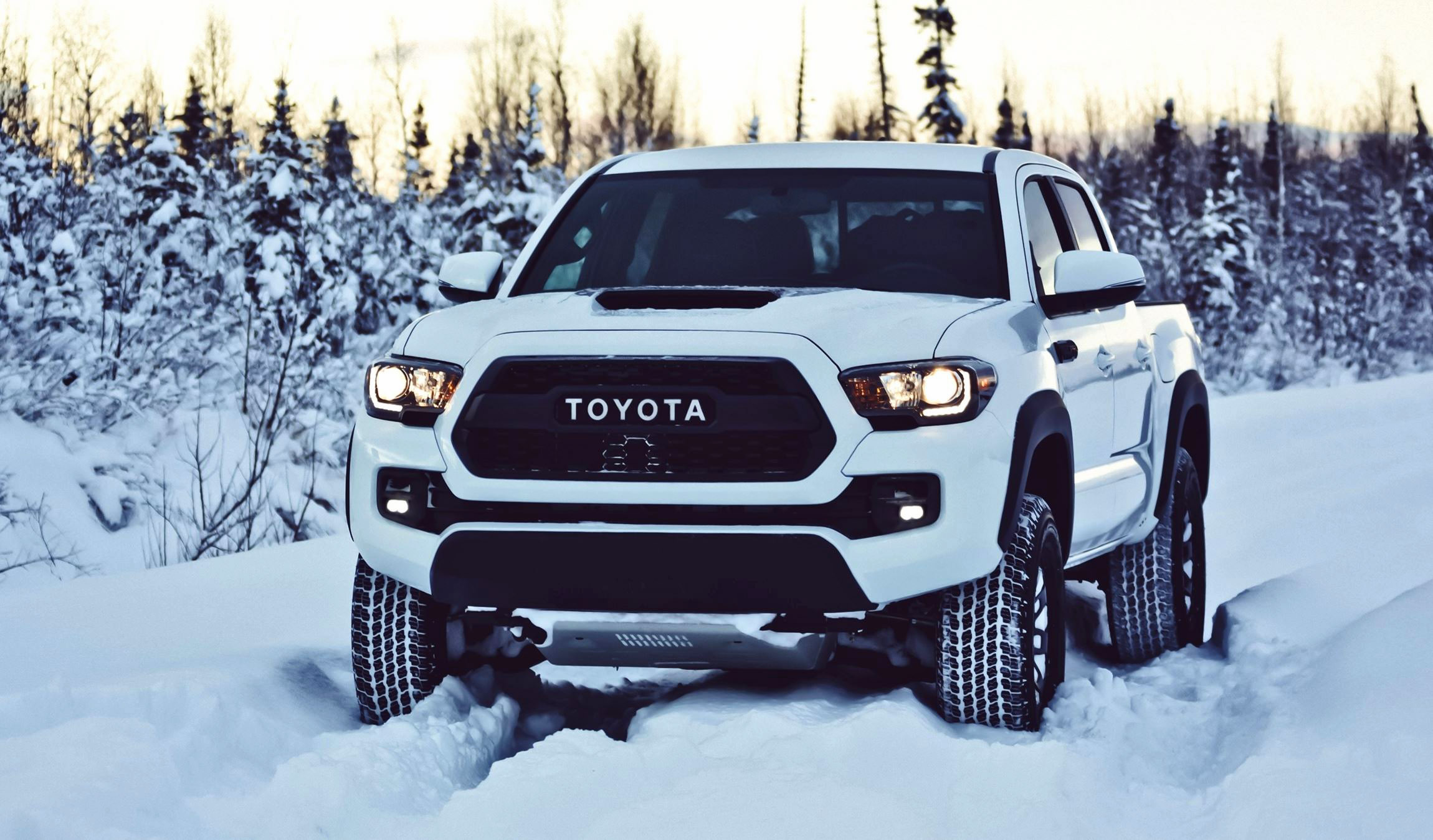 Toyota Tacoma Roof Rack >> 2017 Toyota Tacoma TRD Pro - Kevlar-Reinforced Tires, Rigid Industries LEDs and Black-Dipped ...
