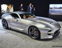 2017 VLF FORCE 1 V10 – FULL Launch Details, Price and Auto Option for 218MPH American Beauty