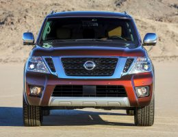 2017 Nissan ARMADA Swaps From Truck Basis To Bomb-Proof Global PATROL Models