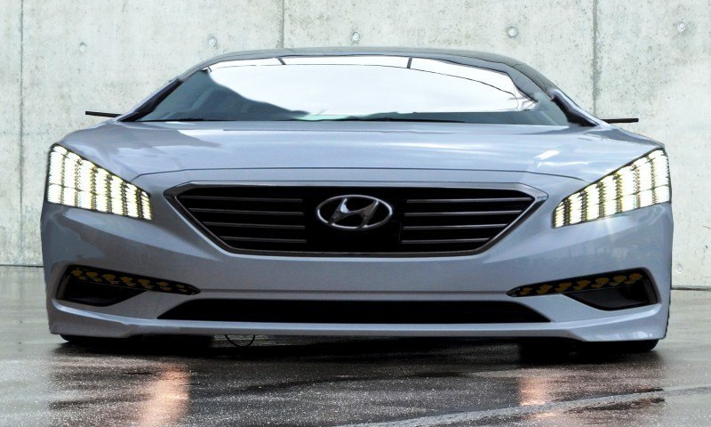 2020 HYUNDAI EXODUS - Designing My Hypercar - Part One - The Nose 1