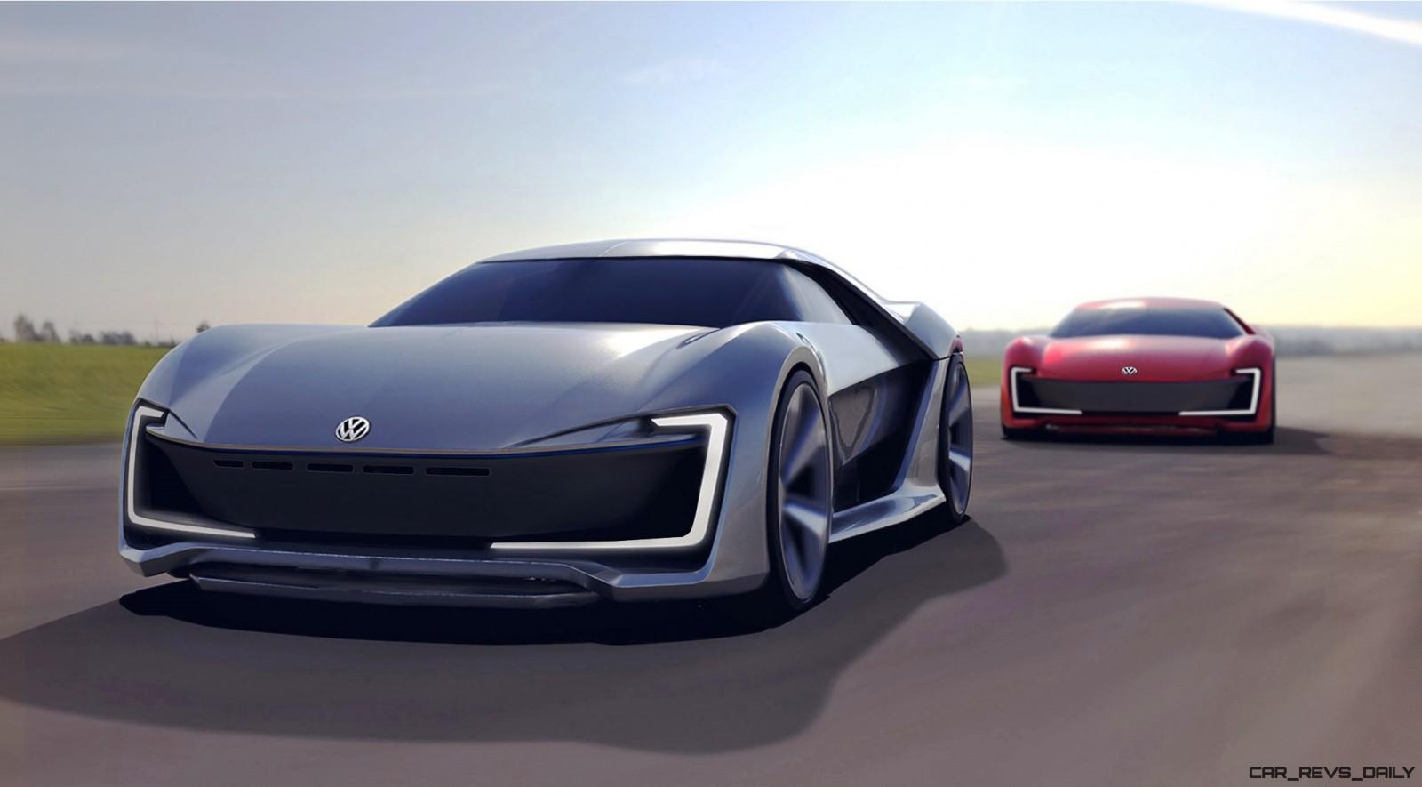 Volkswagen Gt Ge By Eli Shala
