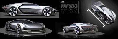 2020 Volkswagen GT Ge by Eli Shala 30
