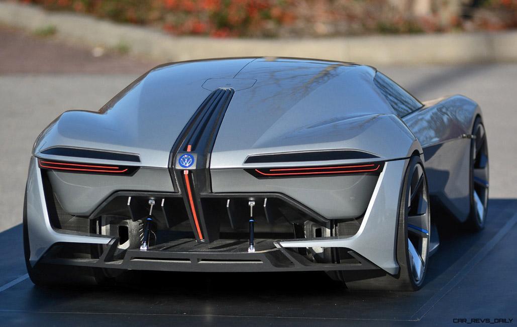 HD Design Analysis - 2020 Volkswagen GT Ge by Eli Shala - Biplane Aero Theory, Negative Space ...