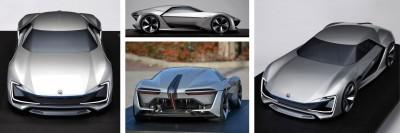 2020 Volkswagen GT Ge by Eli Shala 9