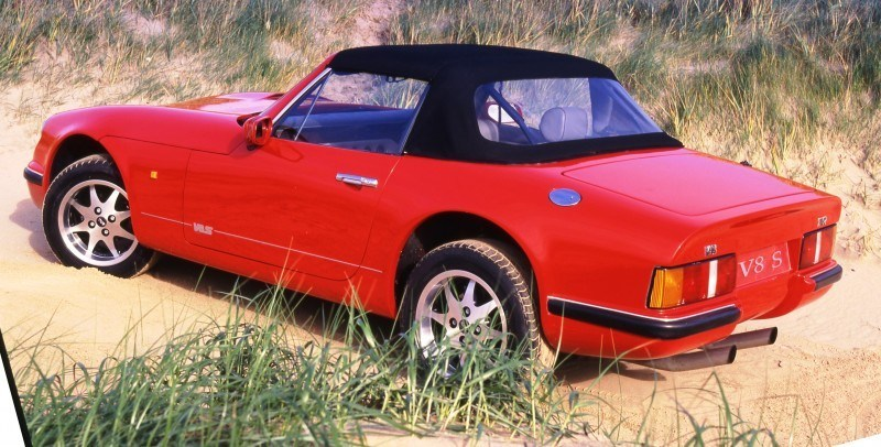 Tvr Sportscars Brand Chronology 1956 2006 Plus A Roadmap To Global