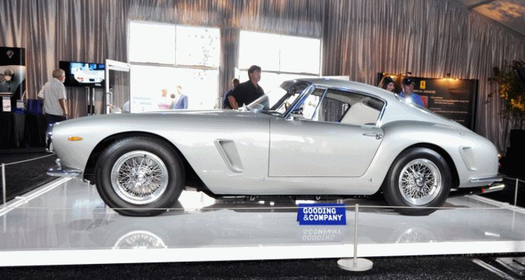 250gt swb coupe gif