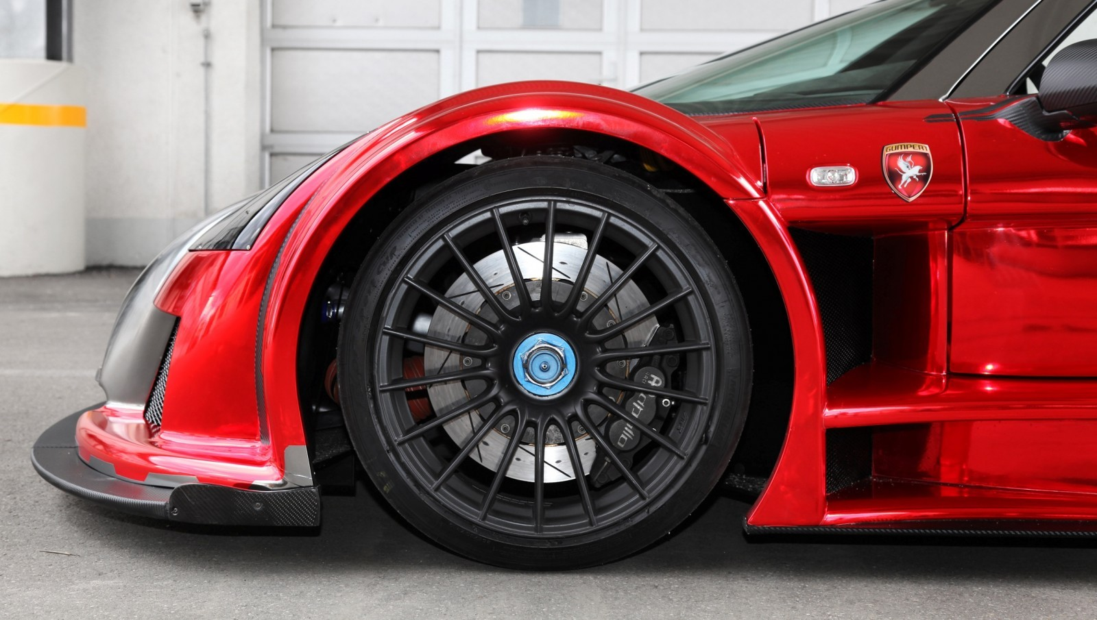 2M Designs GUMPERT APOLLO S 16