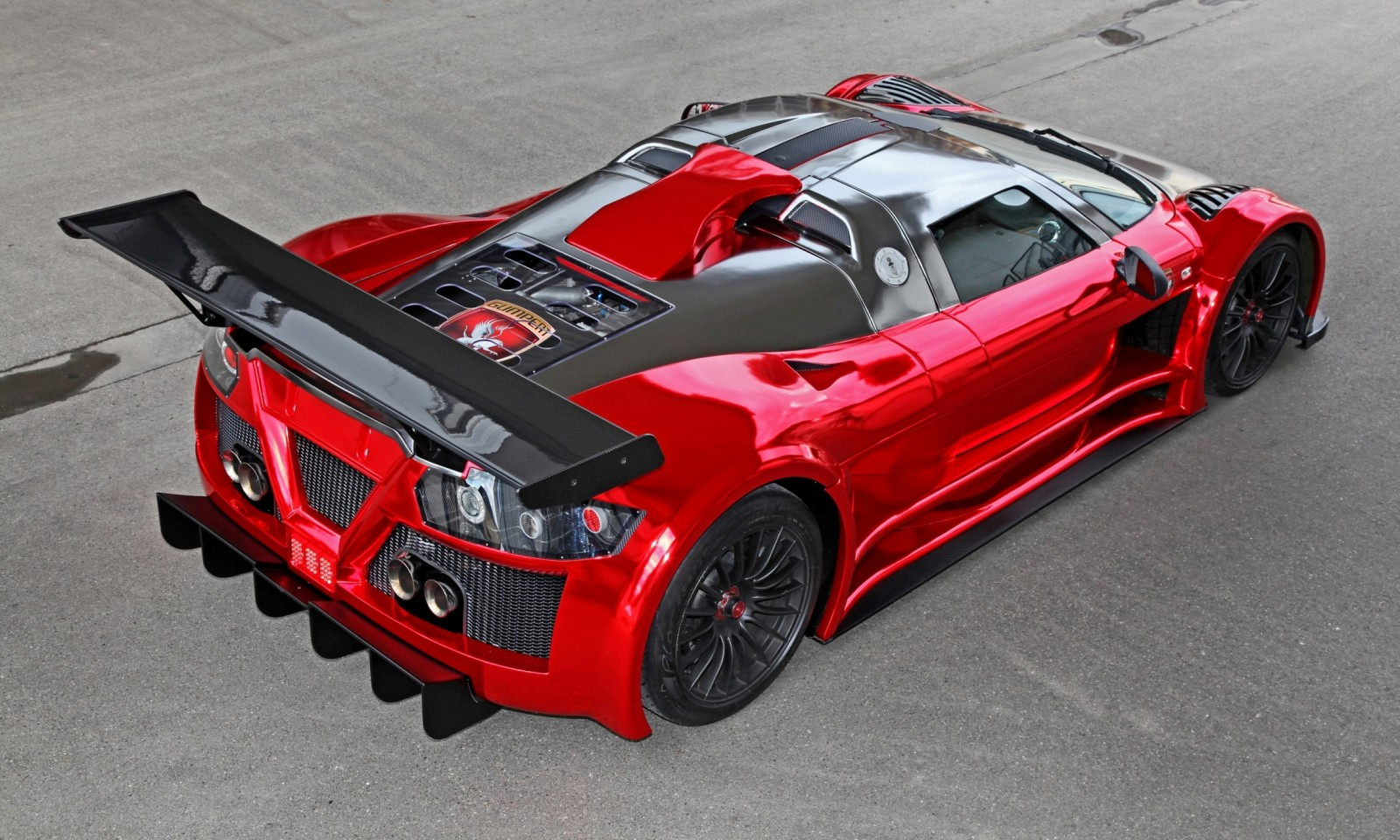 2M Designs GUMPERT APOLLO S 17