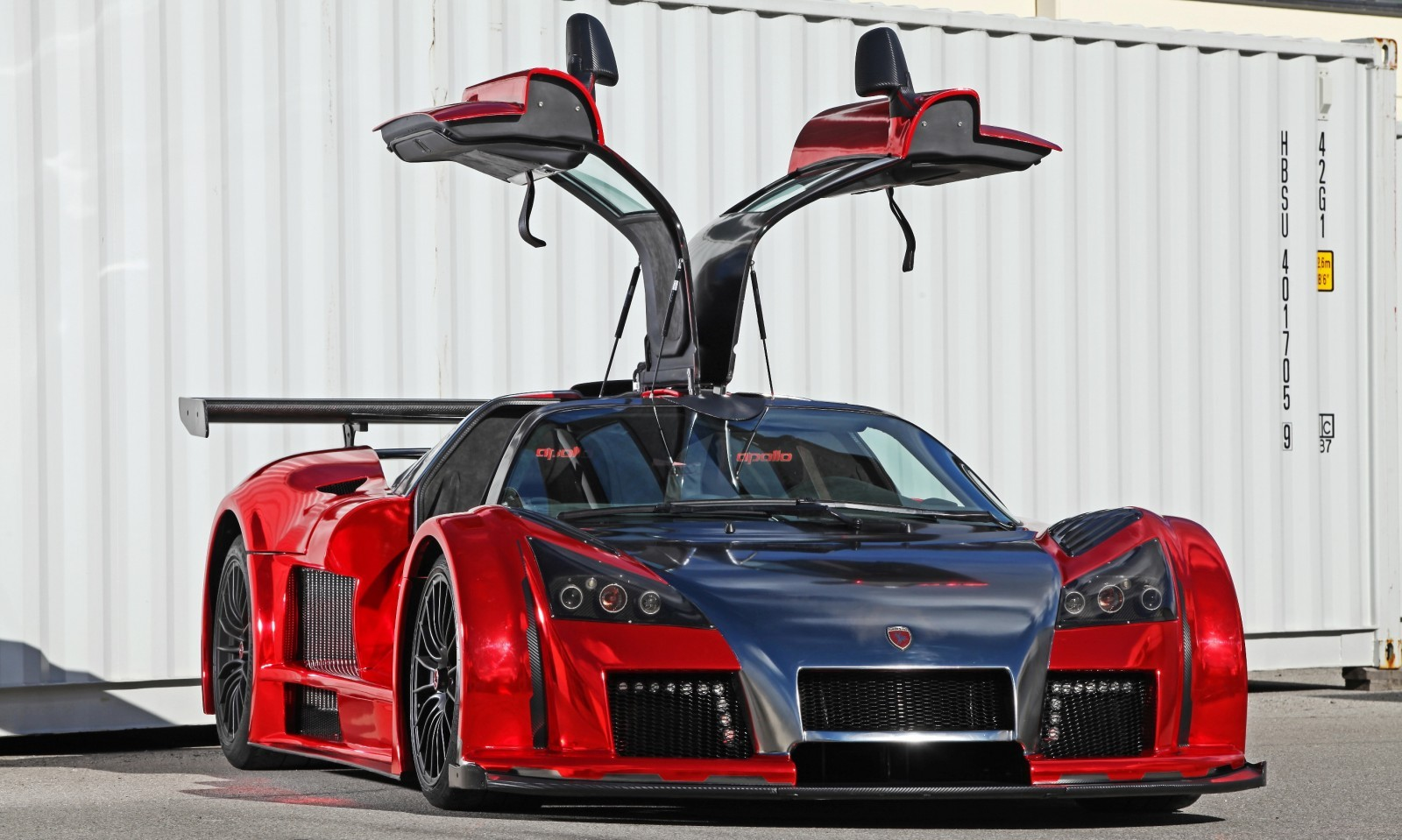 2M Designs GUMPERT APOLLO S 3