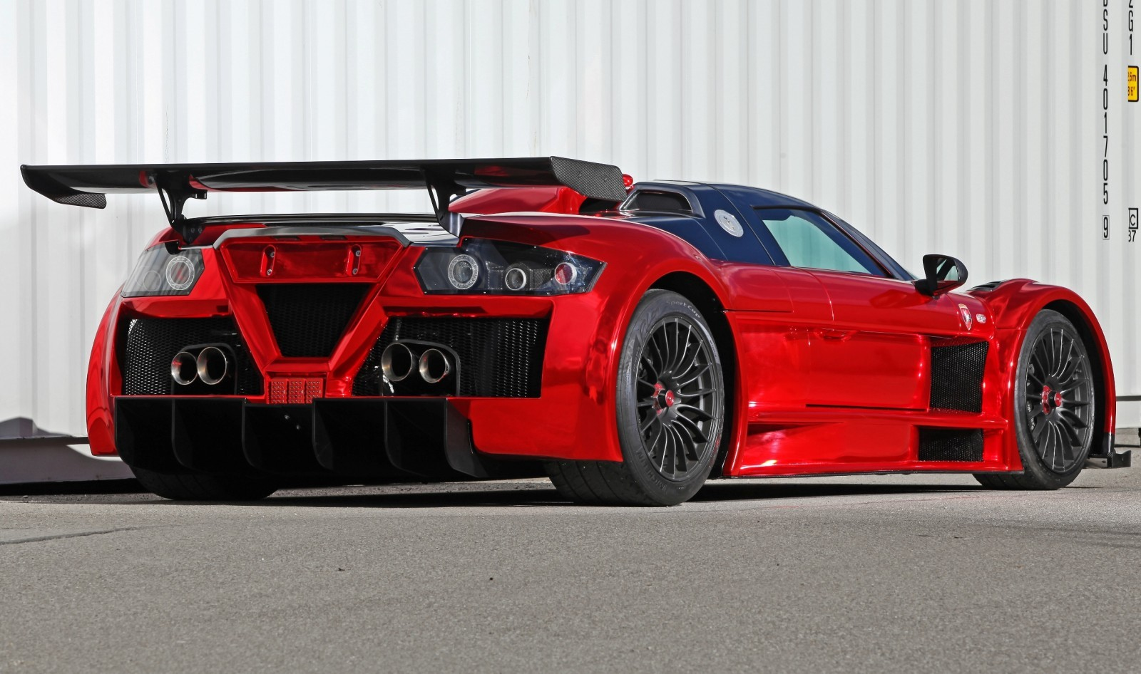 2M Designs GUMPERT APOLLO S 6