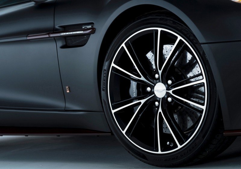 3.6s 2015 Aston Martin VANQUISH Adds Amazing ZF 8-Speed Auto for 201-MPH Vmax 14
