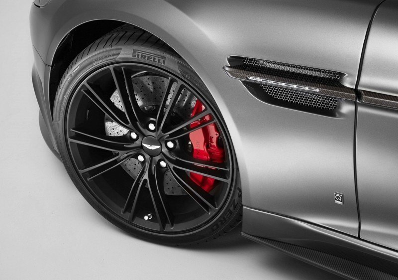 3.6s 2015 Aston Martin VANQUISH Adds Amazing ZF 8-Speed Auto for 201-MPH Vmax 17
