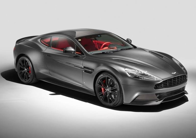 3.6s 2015 Aston Martin VANQUISH Adds Amazing ZF 8-Speed Auto for 201-MPH Vmax 19