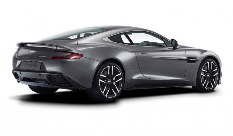 3.6s 2015 Aston Martin VANQUISH Adds Amazing ZF 8-Speed Auto for 201-MPH Vmax 3