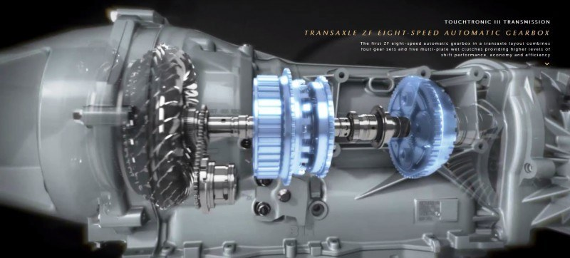 3.6s 2015 Aston Martin VANQUISH Adds Amazing ZF 8-Speed Auto for 201-MPH Vmax 31
