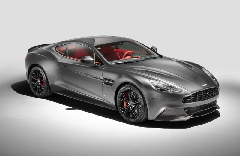 3.6s 2015 Aston Martin VANQUISH Adds Amazing ZF 8-Speed Auto for 201-MPH Vmax 40
