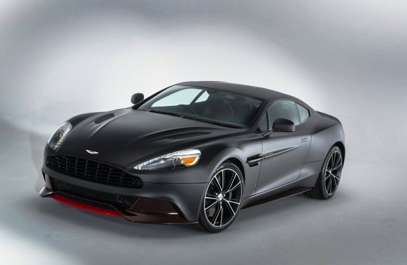 3.6s 2015 Aston Martin VANQUISH Adds Amazing ZF 8-Speed Auto for 201-MPH Vmax 41
