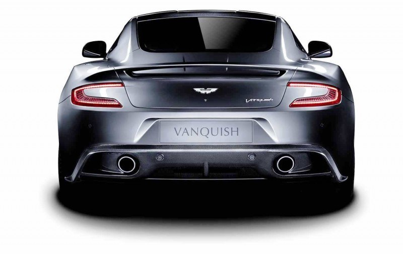 3.6s 2015 Aston Martin VANQUISH Adds Amazing ZF 8-Speed Auto for 201-MPH Vmax 54