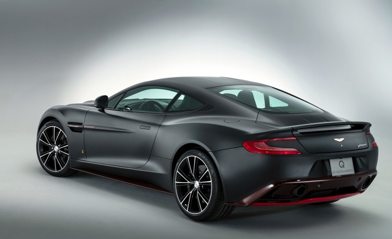 3.6s 2015 Aston Martin VANQUISH Adds Amazing ZF 8-Speed Auto for 201-MPH Vmax 8