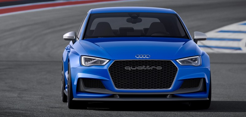 3.6s A3 ClubSport Concept Packs 517 Horsepower and 192MPH Vmax 2