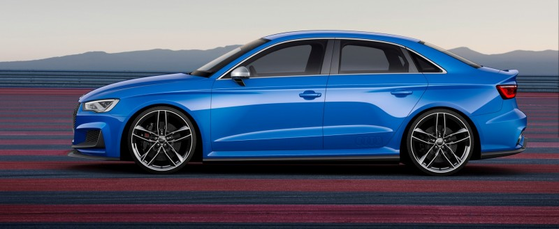 3.6s A3 ClubSport Concept Packs 517 Horsepower and 192MPH Vmax 4