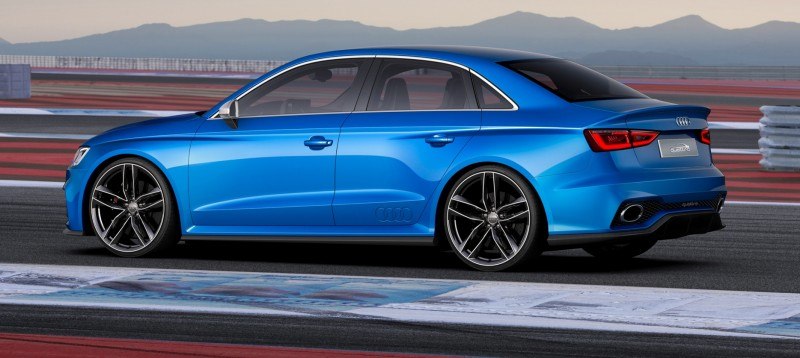 3.6s A3 ClubSport Concept Packs 517 Horsepower and 192MPH Vmax 5