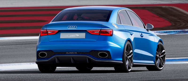 3.6s A3 ClubSport Concept Packs 517 Horsepower and 192MPH Vmax 6