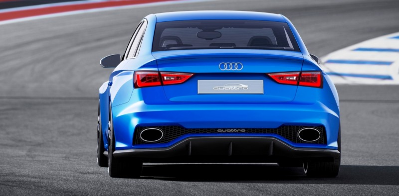 3.6s A3 ClubSport Concept Packs 517 Horsepower and 192MPH Vmax 7