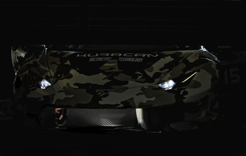 Lamborghini Huracan Super Trofeo for Blancpain GT3 2015 in New Class Above Gallardo Lamborghini Huracan Super Trofeo for Blancpain GT3 2015 in New Class Above Gallardo