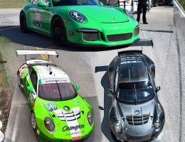 2016 Porsche 911 GT3 R – Road Car, Daytona Racer + Christophorus 'Black Magic' Sebring Test Feature