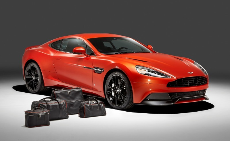 4 New Q by Aston Martin Specials Revealed to Inspire Your Very Own Q Car 22