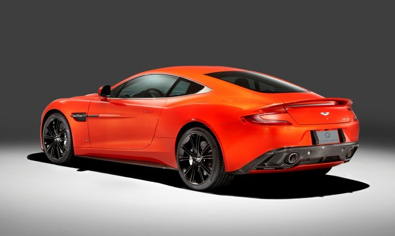 4 New Q by Aston Martin Specials Revealed to Inspire Your Very Own Q Car 27
