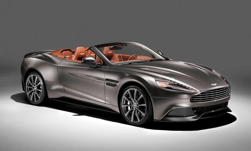 4 New Q by Aston Martin Specials Revealed to Inspire Your Very Own Q Car 33